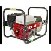 Generator monofazat  AGT 3501 HSB SE GX200 3kVA