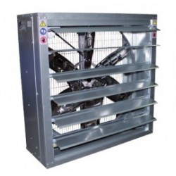 Ventilatoare Axiale transmisie prin curea (3)
