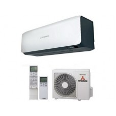 Aer conditionat Mitsubishi Heavy - 9000 btu - SRK25ZS-ST/SRC25ZS-S1 Inverter, WiFi Ready BLACK & WHITE